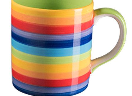 Rainbow Espresso Cup
