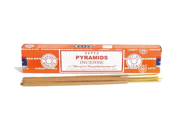 Pyrimids