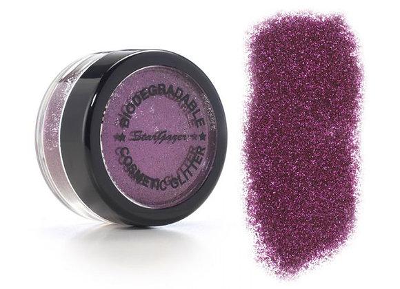 Biodegradable Cosmetic Glitter- Fuchsia