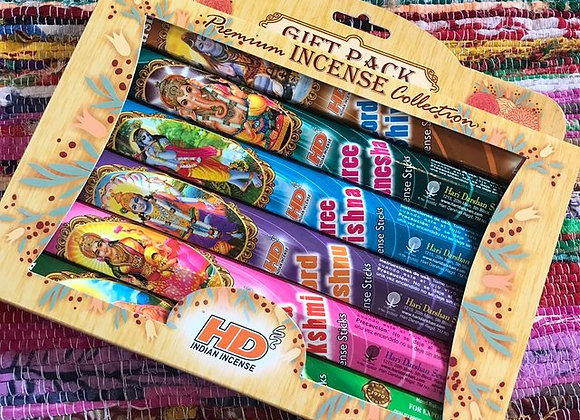 Incense Gift Pack