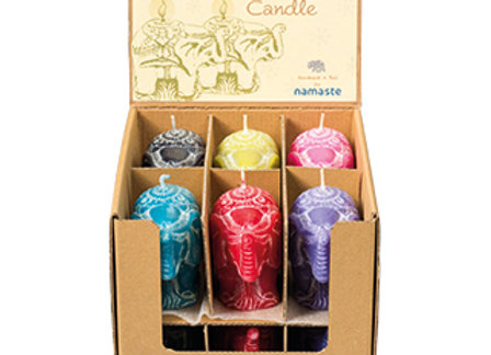 Elephant Candle