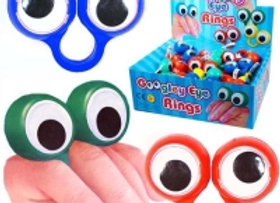 Googley Eye Ring