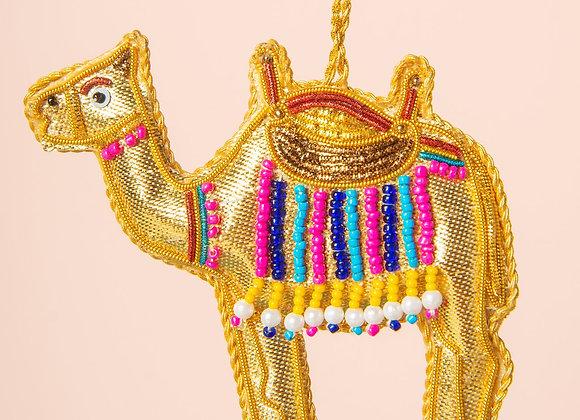 Fair Trade Hand Made Camel Decoration