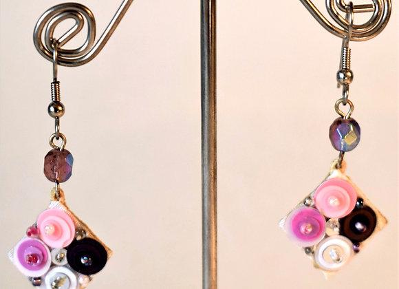 Groovy Bubble Earrings