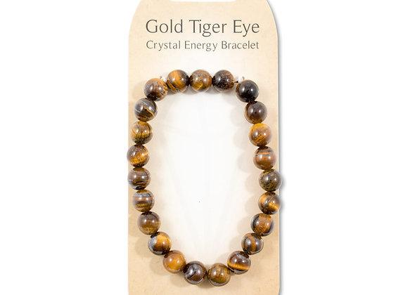 Gold Tiger Eye - Wisdom