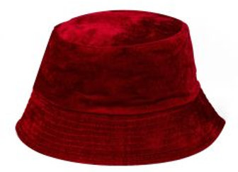 Red Velvet Bucket Hat