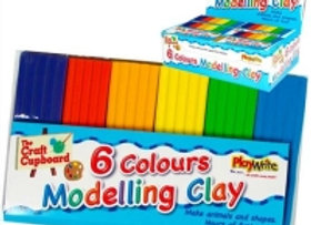 6 Colour Modelling Clay