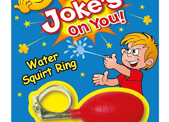 Water Squirt Ring
