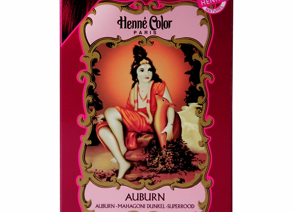 Henne Color Henna Powder Hair Colour 100g Auburn