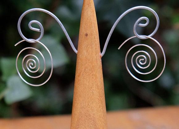 Swirl Hoops