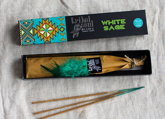 Tribal Soul White Sage