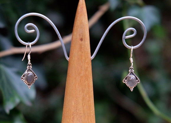 Labradite Earrings