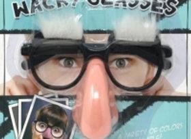 Wacky Face Glasses
