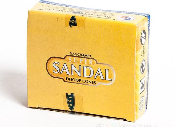 Sandalwood - Dhoop Cones