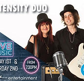 live-music---Small-screens-Intensity-Duo