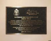 rsl sub branch batemans bay south coast nsw service men women ex-service veterans ANZAC returned servicemen league soldiers club