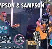 live-music---Small-screens-Simpson-&-Sam