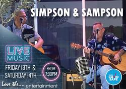 live-music---Small-screens-Simpson-&-Sampson-13th-&-14th