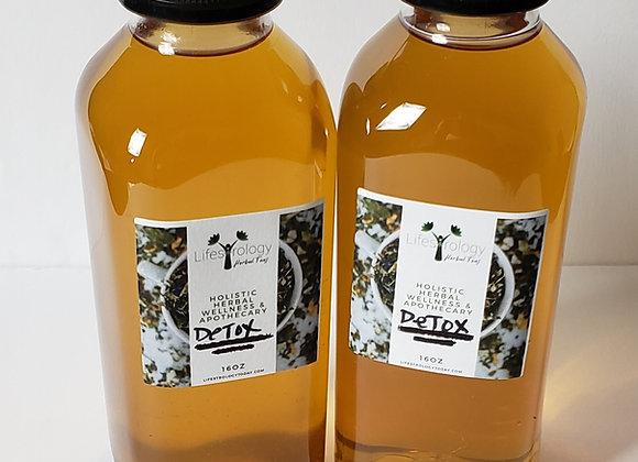 DeTox Tea 16 oz