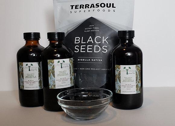 Black Seed & Coconut Oil Blend