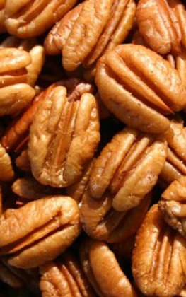 Native Pecan Halves 1lb Shelled