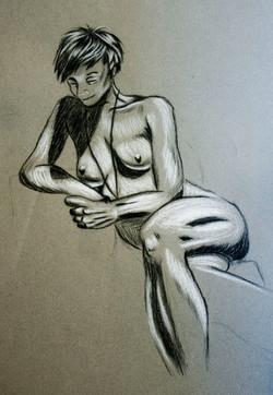 Naked Lady