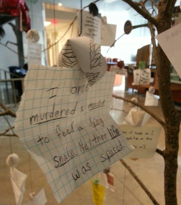 Growing Secrets/Tree of Secrets