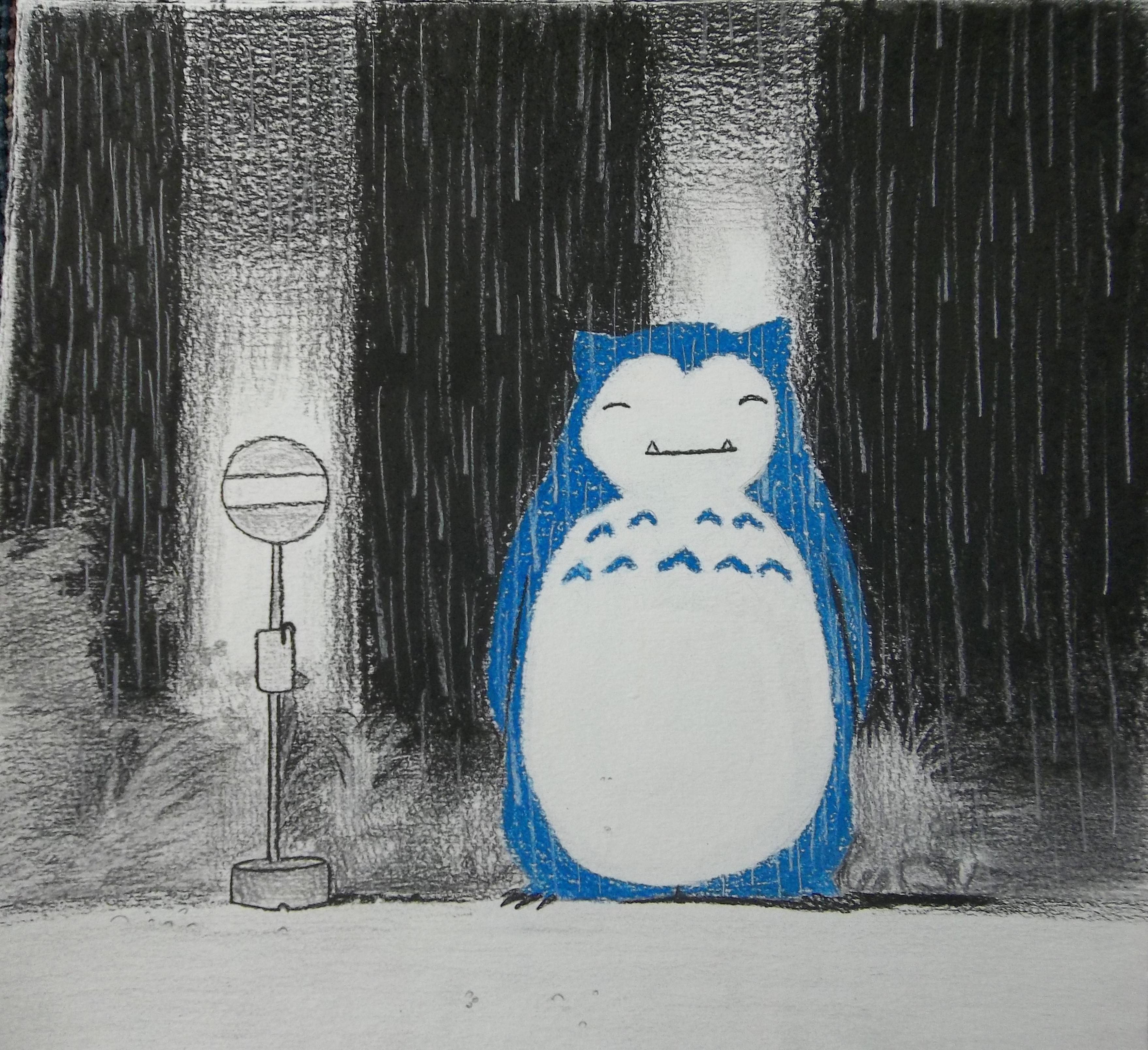 Snorlax/Totoro