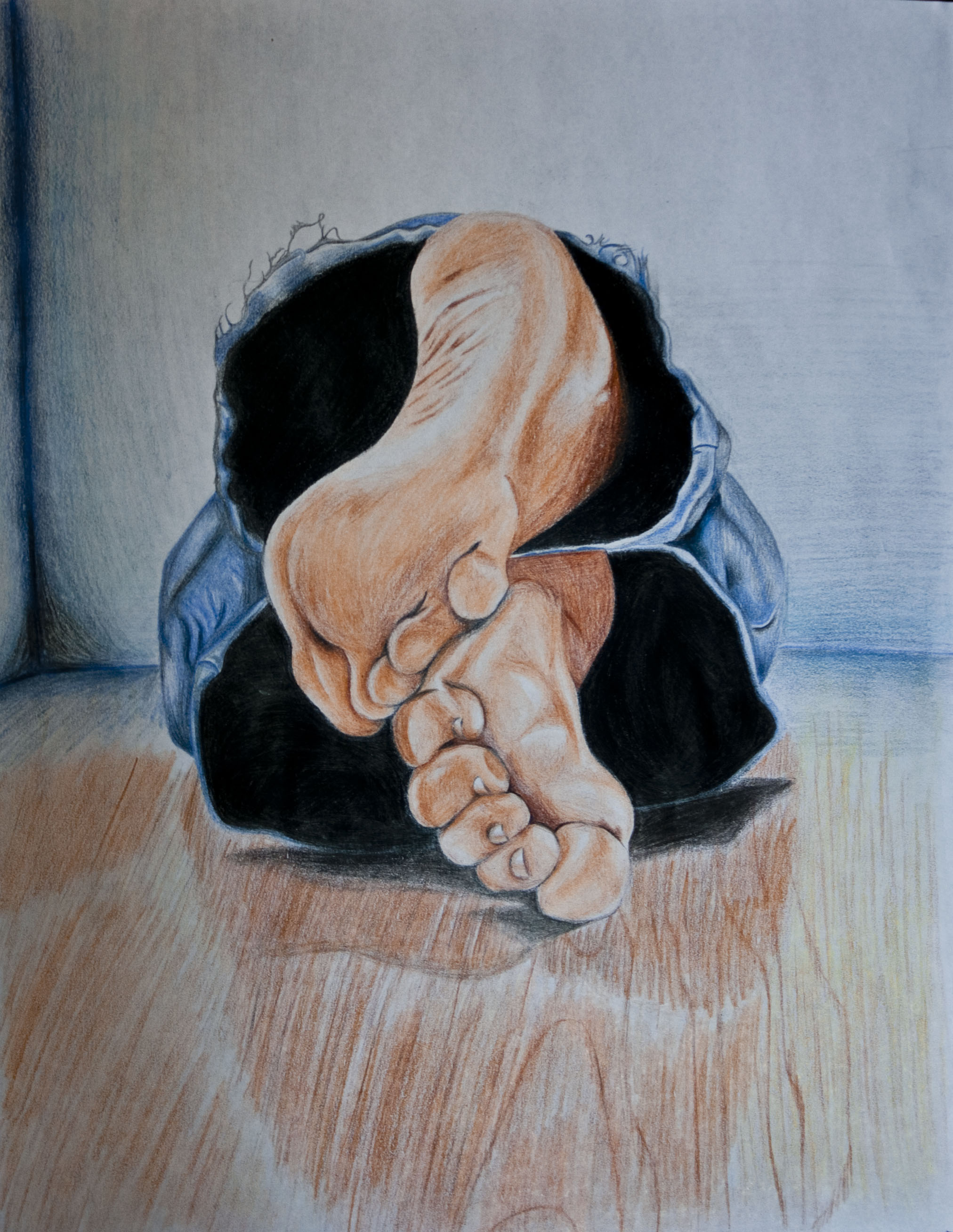 Feet Illustration
