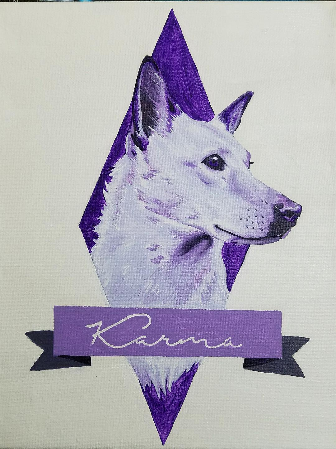 Pet Portrait Freelance Commission