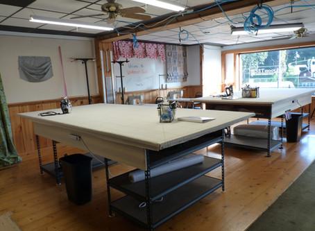 30-Minutes with Workroom Tech: Episode Ten / Essential Tools & Workroom Layout