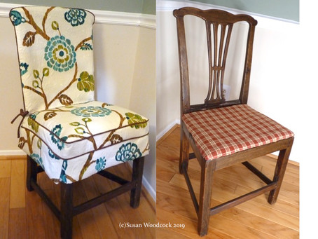 30-Minutes with Workroom Tech: Episode 29 / Slipcovers for Wood Frame Chairs