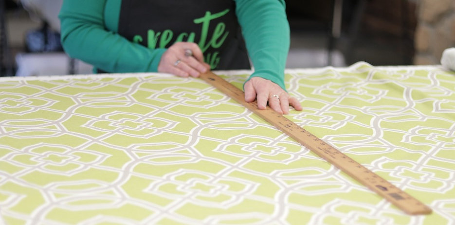 Learn to sew custom draperies, pillows ad valances at Workroom Tech