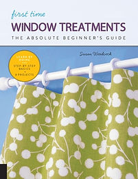 First Time Window Treatments SW book cov