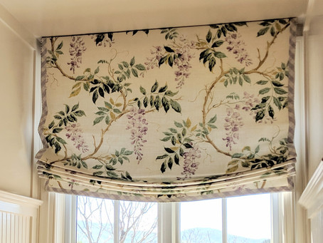 30-Minutes with Workroom Tech: Episode Fifteen / Relaxed Roman Shades