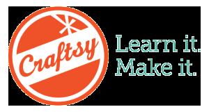 Craftsy: Learn it. Make it.
