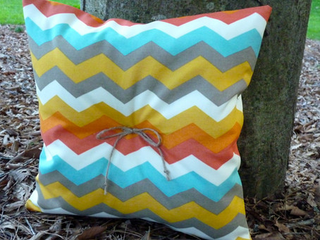 Twine Tufted Outdoor Pillow