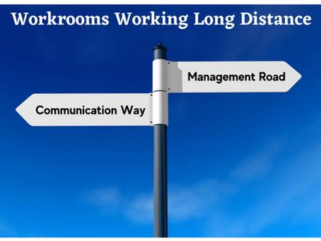 30 Minutes with Workroom Tech: Episode 54 / Workrooms Working Long Distance