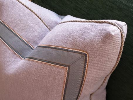 30-Minutes with Workroom Tech: Episode Twelve / Custom Pillows