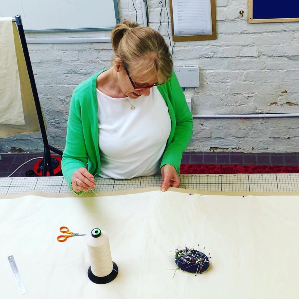 Couture Soft Furnishings Workshop with Penny Bruce