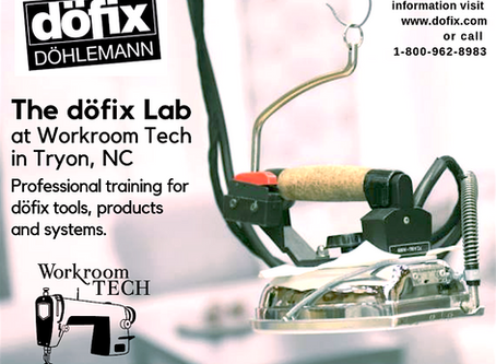 March 20, 2020, döfix Training Seminar at Workroom Tech