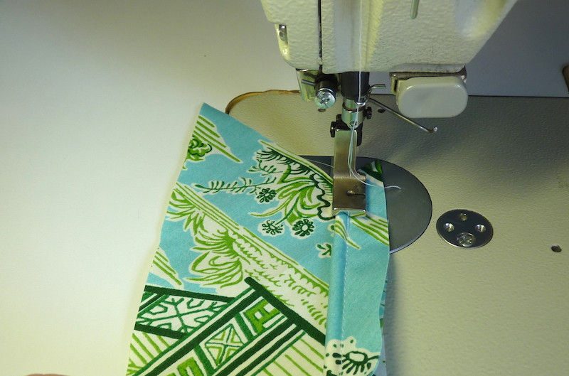 sew welt cord to an additional strip of fabric