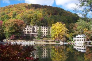 Assembly Hall and Belk Conference Center at Montreat