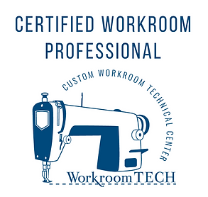 Certified Wokrom Professional trade certificion for workoom business owners
