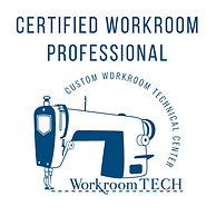 Certified Workrom Professional is a trade certfication for cusom workroom owners, dedicaed and skilled experts who are passionate about their career.
