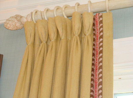 30-Minutes with Workroom Tech: Episode Sixteen / Fabric Banding