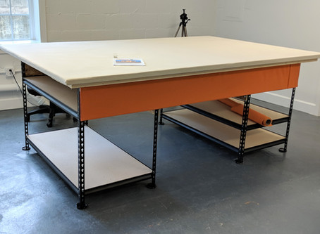 30-Minutes with Workroom Tech: Episode 18 / Building a Worktable