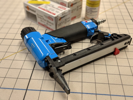 30-Minutes with Workroom Tech: Episode 25 / Staple Guns and Air Compressors