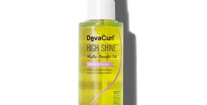 High Shine® Multi-Benefit Curl Oil