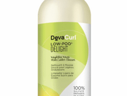 32oz XL Low-Poo Delight® Weightless Waves Mild Lather Cleanser